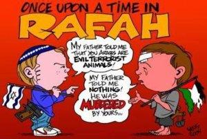 rafah, palestine